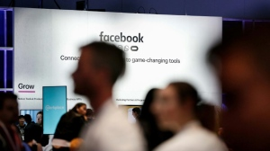 Facebook said its F8 conference which draws developers from around the world won't be held this year because of concerns about the coronavirus epidemic. (AFP)
