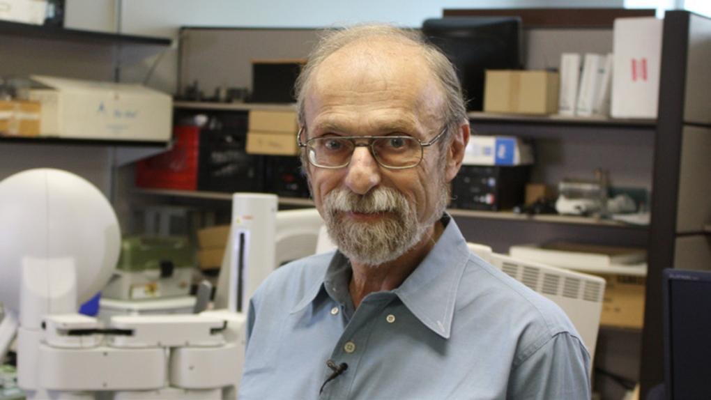 Dr. Aaron Fenster