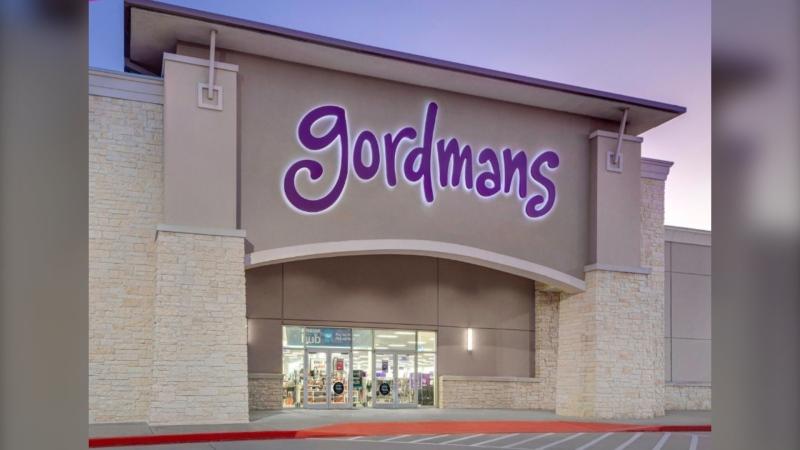 A Gordmans store. (Source: Twitter/Gordmans)