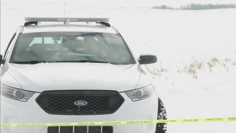 Arrest made in Airdrie murder