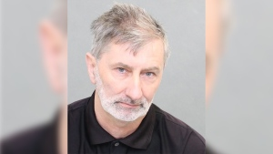 Martin Galloway is seen in this image released by the Toronto Police Service.