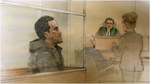 Whanny Mymuller, 38, is charged with two counts of possession for the purpose of trafficking and one count of possession of the proceeds of crime. (CTV News Toronto/John Mantha)