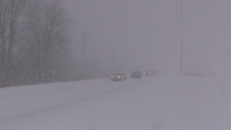 Wild winter's night expected in Midwestern Ontario