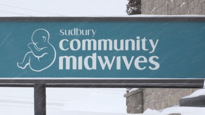 Locally, Sudbury Community Midwives is responsible for 20 to 25 percent of births. (Feb.27 /2020)