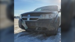 Larissa Brightnose's 2009 Dodge Journey was stolen, recovered a day later and is now being written off by MPI.