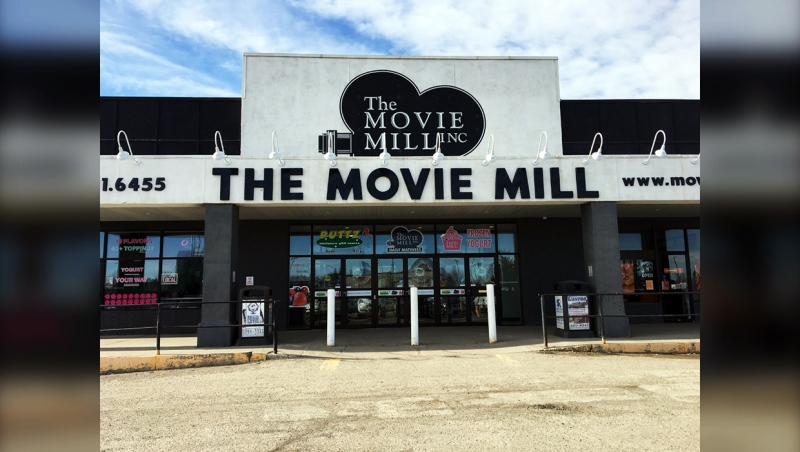 The Movie Mill is  joining with other independent theatres to protest the domination of film exhibition by Cineplex