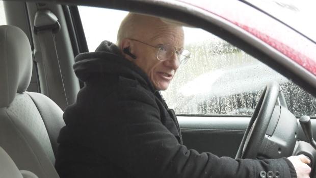 Vancouver fire truck hits, drags veteran's beloved van