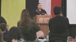 Justice conference takes place in Regina