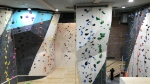 The former Oxford Theatre on Quinpool Road in Halifax has been transformed into a rock climbing gym.