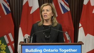 Ontario Health Minister Christine Elliott. (File Photo)