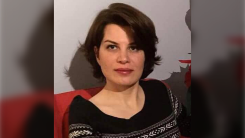Atefeh Jadidian, 40, hasn't been seen since Feb. 19 at 4 p.m. (RCMP handout)