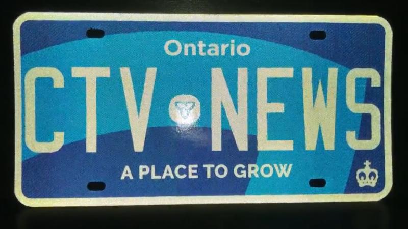 Ontario plates