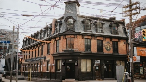 The Wheatsheaf Tavern, Toronto's oldest bar, is set to reopen on March 17, 2020. (Supplied)