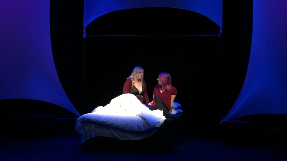 Thorneloe producing two versions of same play