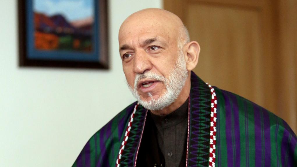 Hamid Karzi