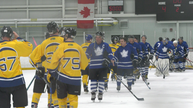 Puck drops on 2020 International Police Hockey Tournament