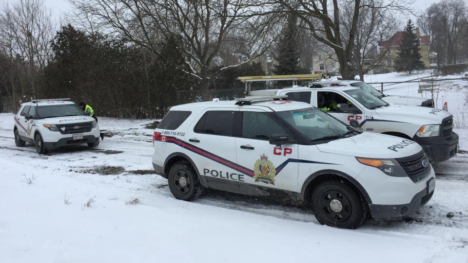 CP Rail Police