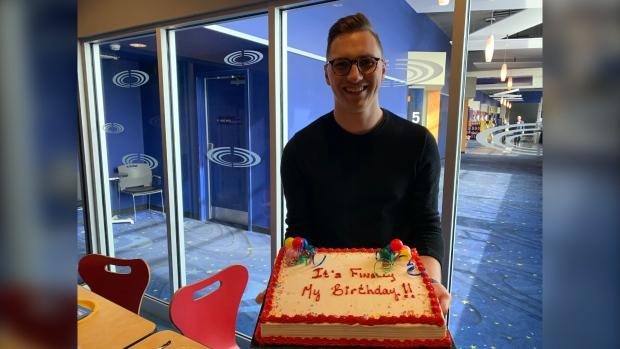 Ottawa man celebrates first leap birthday on a Saturday