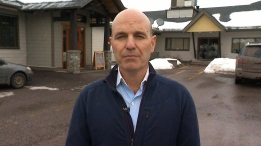 former MP Nathan Cullen