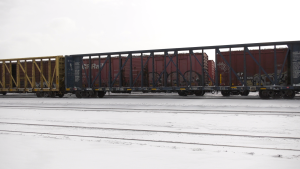 Stakeholders are concerned the on-going rail blockades will soon impact northern Ontario's mining industry and local economy. Feb. 28/2020 (Ian Campbell)