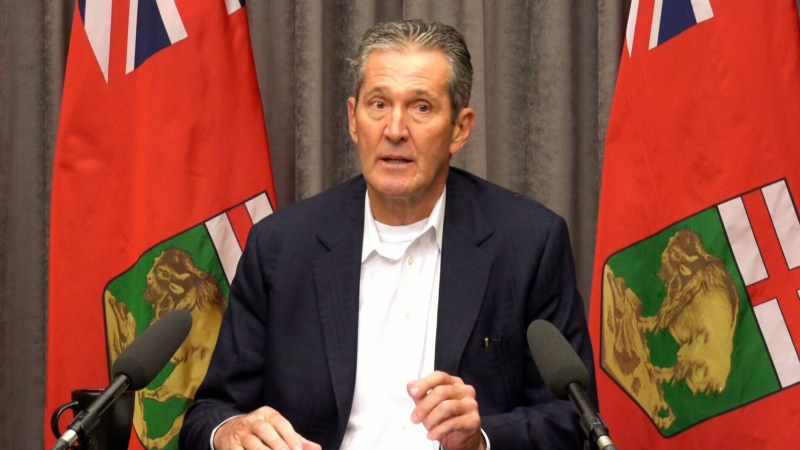 Pallister files argument in court over carbon tax