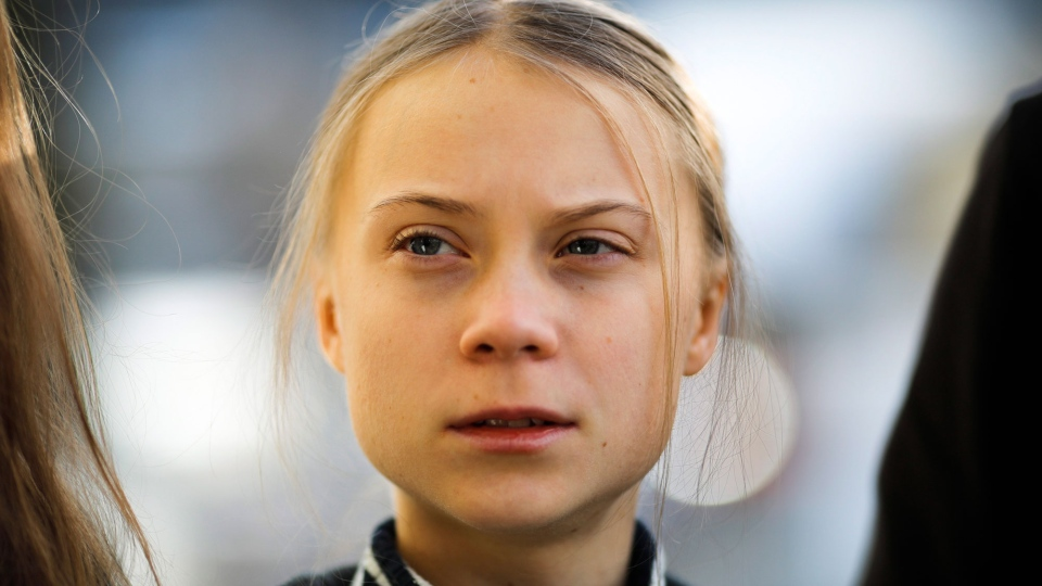 Environmental activist Greta Thunberg took aim at Alberta Energy Minister Sonya Savage in a tweet Tuesday morning. (File photo)