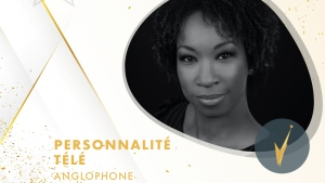 CTV News Montreal's Quebec Bureau Chief Maya Johnson took home the Anglo Personality of the Year at the Gala Dynastie awards in Montreal. SOURCE Twitter