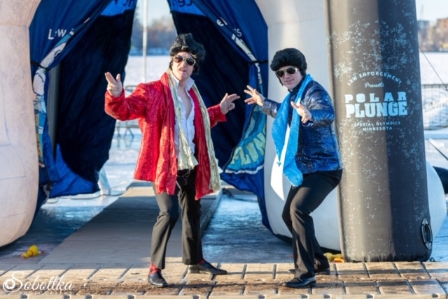 Polar Plunge for Special Olympics Minnesota