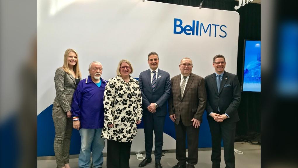 Bell MTS announcement