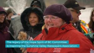 #ThePowerofSport: Sunshine Valley WinterFest