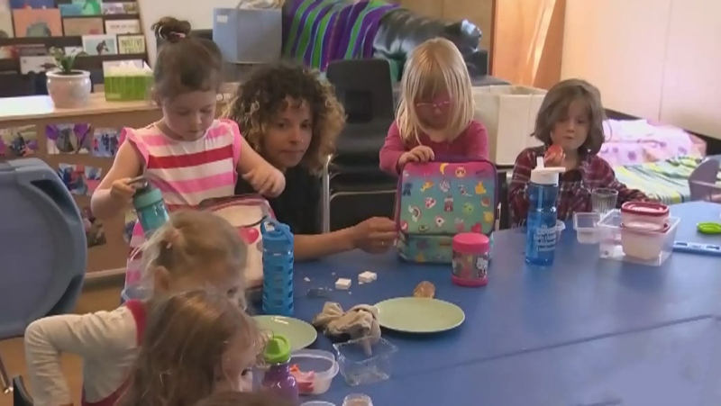 A file image of a daycare. (CTV News Edmonton)