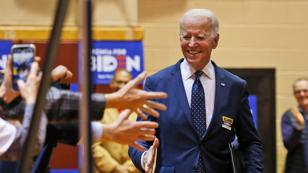 Joe Biden denies sexual assault allegation from former staffer Tara Reade