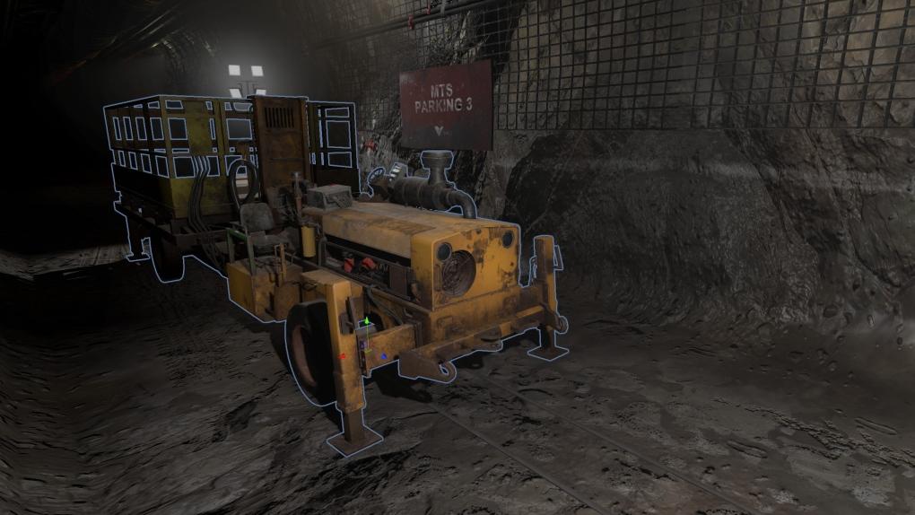 NORCAT virtual reality circle check