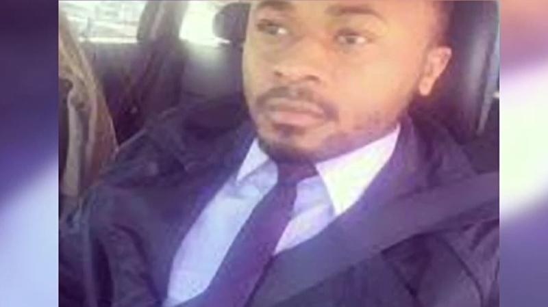 Oluwatobi Boyede is seen in this undated Facebook photo.