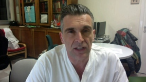 Doctor in Italy on treating COVID-19 patients