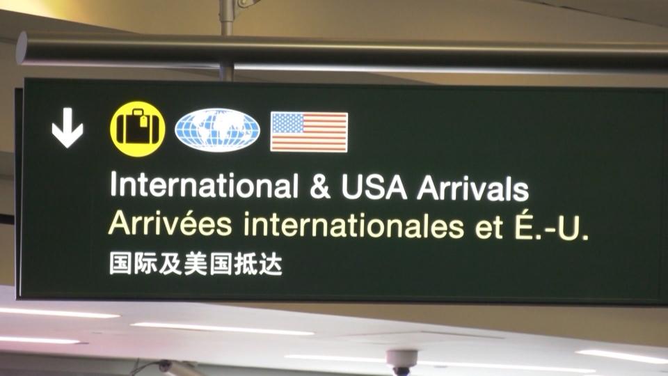 Yvr Travellers React To Mandatory Quarantine Rules Ctv News