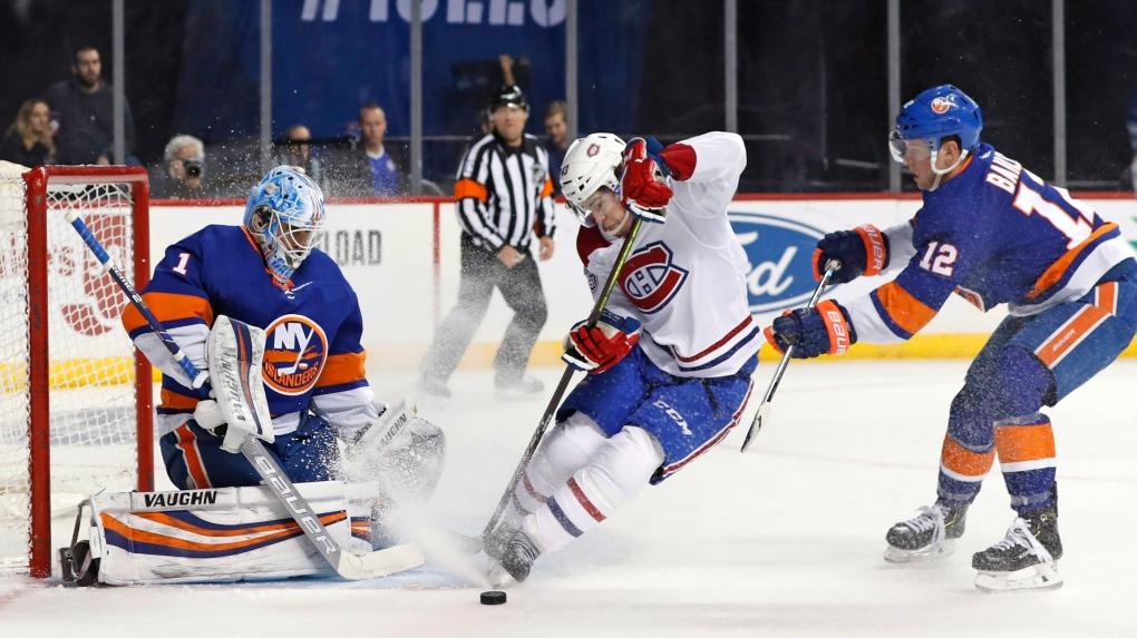 Montreal Canadiens center Jordan Weal