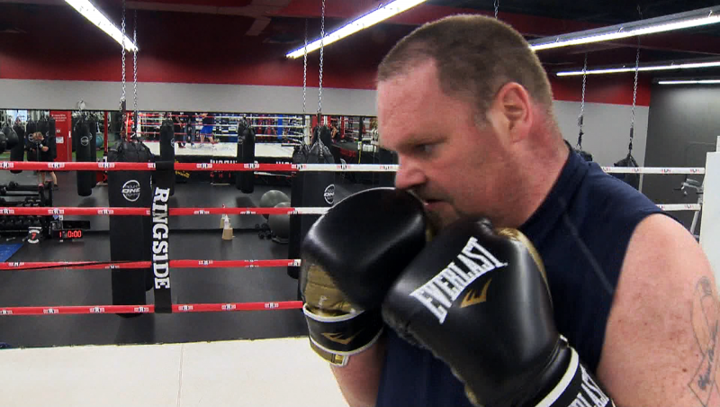 Watch: He boxes to raise money for equine therapy for veterans with PTSD. He's this week's Inspired Albertan, Dave Murphy.