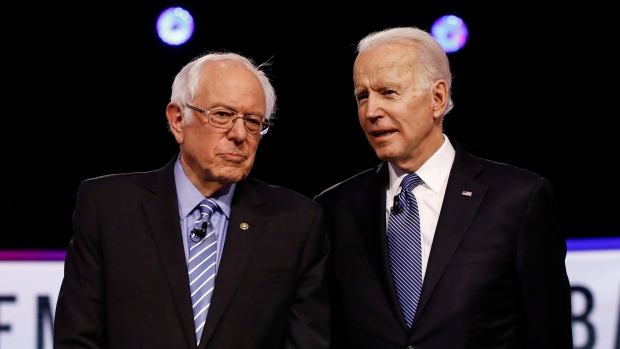 Biden wins 8 Super Tuesday states; Sanders takes California - CTV News