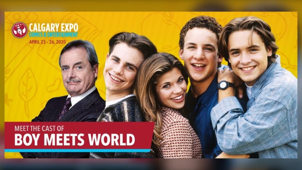 Boy Meets World, Calgary Expo