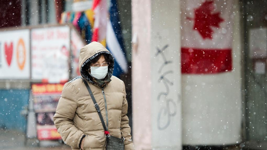 Pedestrian protective mask