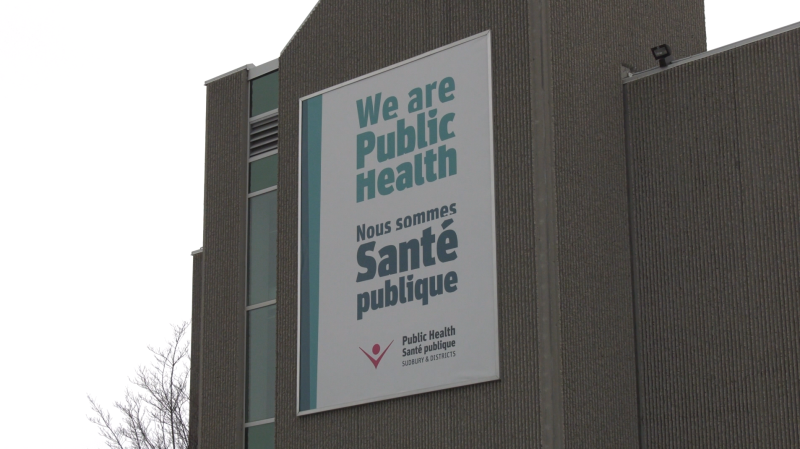 Eight people have tested positive for COVID-19, Public Health Sudbury & Districts announced Monday evening. (File)