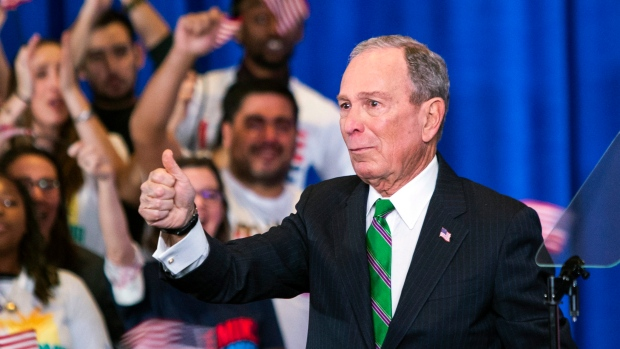 What could Bloomberg have bought instead of his US$560-million campaign?