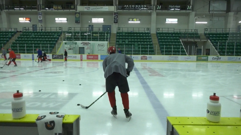 Augustana hockey