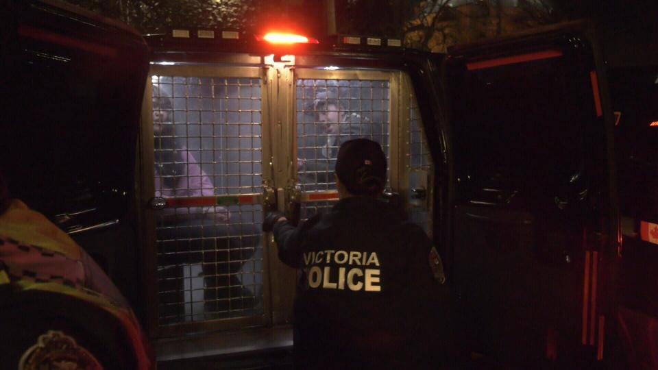 Legislature arrests