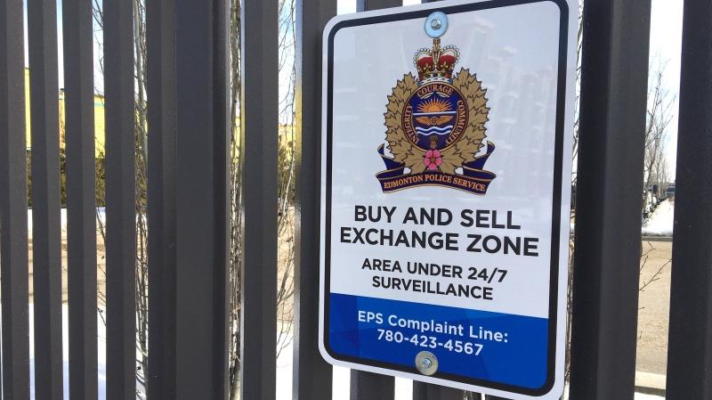EPS safe exchange zone