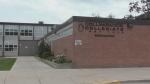 Collingwood Collegiate Institute in Collingwood. (Mike Arsalides/CTV News)