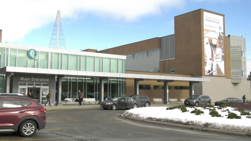 The Queensway Carleton Hospital is among others in Ottawa preparing for a potential case of Covid-19.