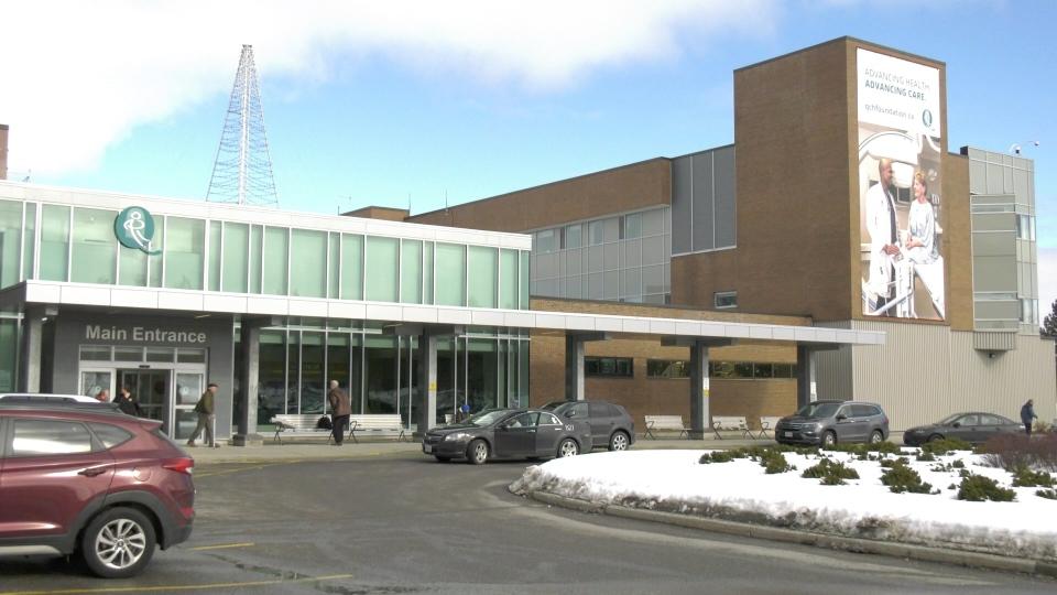 Queensway Carleton Hospital prepares for Covid-19
