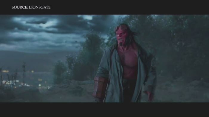 The lawsuit claims defendants illegally downloaded and shared the movie Hellboy through BitTorrent, a file transferring service.